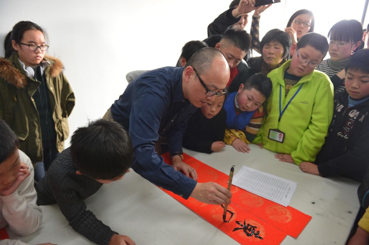 获奖选手培训在韩天衡教育基地展开