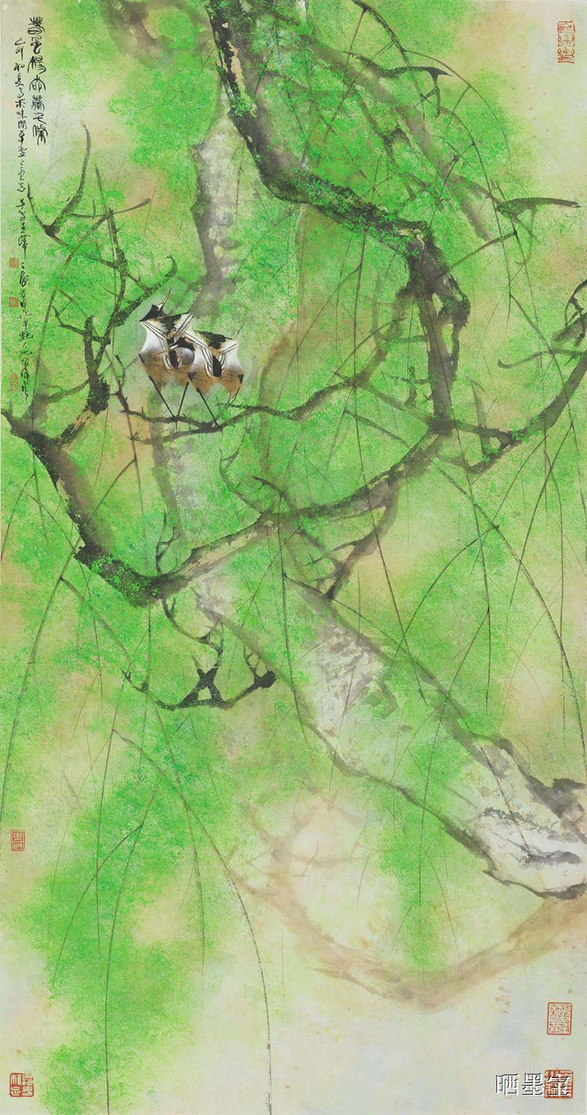 1999年春风杨柳千万条
